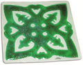 "Skil-Care Light Box Gel Pads - Quad Tree / Green # 912442G - 15""X15"", each"