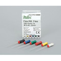 Miltex Instrument Company Plastic-Handle Flex-R Files # 14002 - Careforde Dental Supply