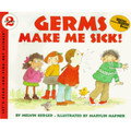 Glo Germ Germs Make Me Sick! paperback book # GMMS