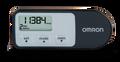 Omron Tri Axis Pedometer # HJ-321 - 4-Mode Tracking Pedometer, ea