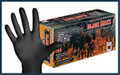 Black Maxx Latex Exam Gloves # BMX100 - 100/bx, 10bx/cs