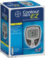 BAYER CONTOUR NEXT EZ BLOOD GLUCOSE MONITORING SYSTEM # 7253M