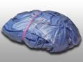 """ELKAY WATER SOLUBLE BAGS # WSB2839 - Water Soluble Bag, .8 mil, 28"""" x 39"""", 100/cs - Careforde Healthcare Supply"""