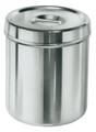 Medline Stainless Steel Dressing Jars # DYND053JZ