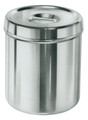 Medline Stainless Steel Dressing Jars # DYND058J