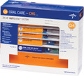 Medline 24-Hr. Oral Care Kits with CHG & Biotene # MDS876904A