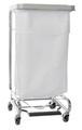 Medline 200 Denier Nylon Hamper Bags # MDT021348RED