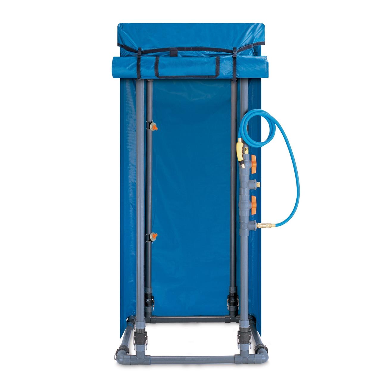 DQE Standard Decontamination Shower # HM1001C - Careforde Healthcare ...