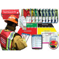 Disaster Management Systems # DMS-05001RD - Rapid Response Kit for MCIs, 9 Position w/Rolling Duffel, each