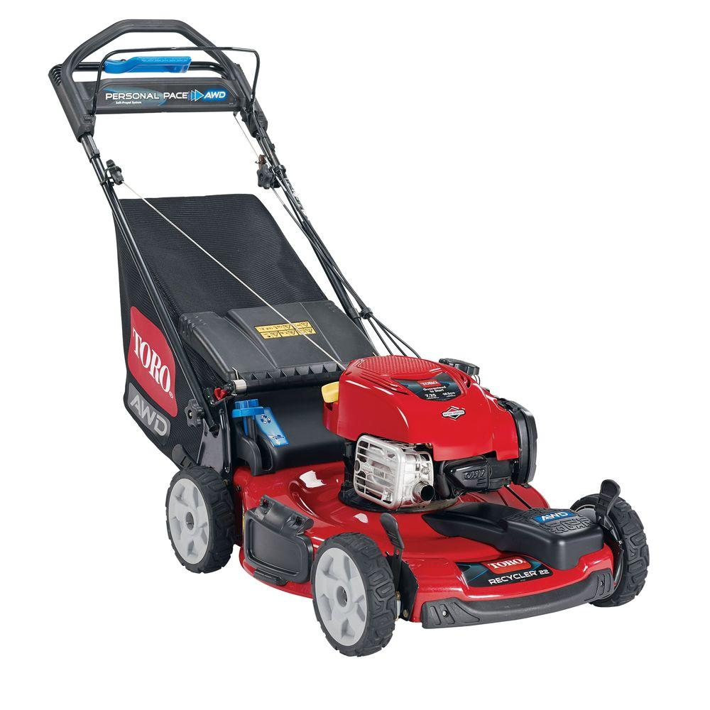 No more oil changes new briggs stratton exi engine with for Best motor oil for lawn mowers