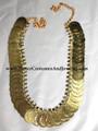 kasumala, Golden coin chain