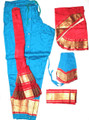 Bharatanatyam costume for male dancer