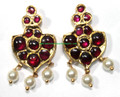 Real Temple Jewellery ear rings RTJ62