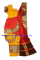 bharatanatyam dance dress