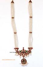 Bharatanatyam long chain