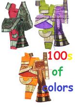 bharatanatyam pant style costume