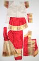 Indian dance dress