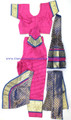 Bharathanatyam dress