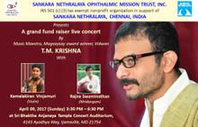 TM Krishna Concert in MD