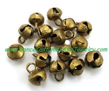 Loose brass bells, ghungroos