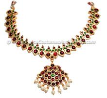 Dance jewelry necklace