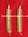 Mattil Gold Plated Earchain