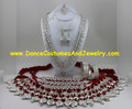 Odissi dance jewelry set professional quality
