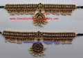 Vanki or Bajuband Imitation Bharatanatyam Jewelry VK80