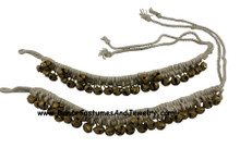 ankle bells for Iindian classical dance