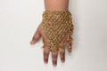 Belly dance hand jewelry M0007