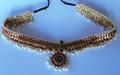 Oddiyanam Kemp temple Jewelry Chandra belt 6026
