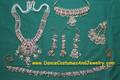 Kathak dance Jewelry set