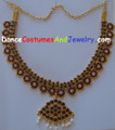 Temple jewelry choker