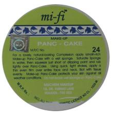 MiFi makeup pancake for Indian dance makeup
