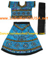 Cotton Lehenga / Gagra Choli for Bollywood dance BuBk