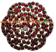 Indian dance jewelry Rakodi, an imitation temple jewellery ornament