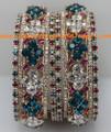 Costume jewelry fashion bangles