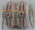Fashion jewelry costume bangles CR916