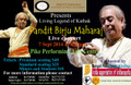 Kathak concert by Birju Maharaj