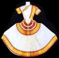 Mohiniyattam costume