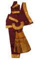 Bharatanatyam costume readymade Apoorva silk MrnMus36