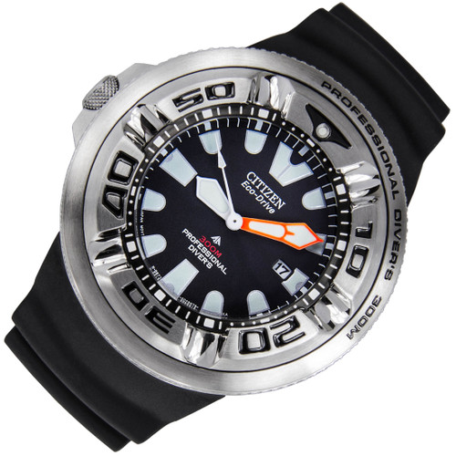 Citizen Eco-Drive WR300m Mens Professional Divers Watch BJ8051-05E