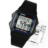 Casio Watch W-800H-1AVDF