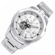 Seiko 5 Sports Silver Dial 24 Jewels Mens Watch SSA165J1