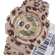 Casio Baby-G Leopard Pattern Watch BA-110LP-9A