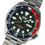 Seiko SKX009J1 scuba divers watch