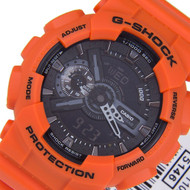 G-Shock GA-110MR-4ADR Rescue Orange