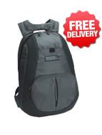 Caribee Cyber 15.4-Inch Laptop Bag Backpack - Front View