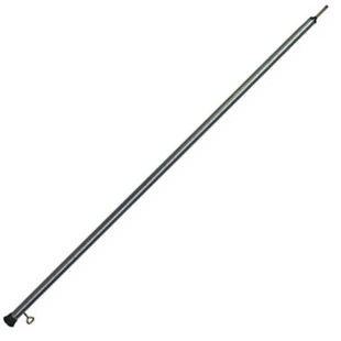 OZtrail Galvanized Steel 9ft Extension Tent Tarp Poles - pack 12