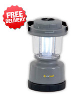 OZtrail 40 LED Lantern Tent Camping Light - (Front View)